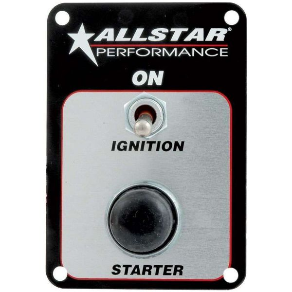 Allstar Performance Waterproof Switch Panel One Switch